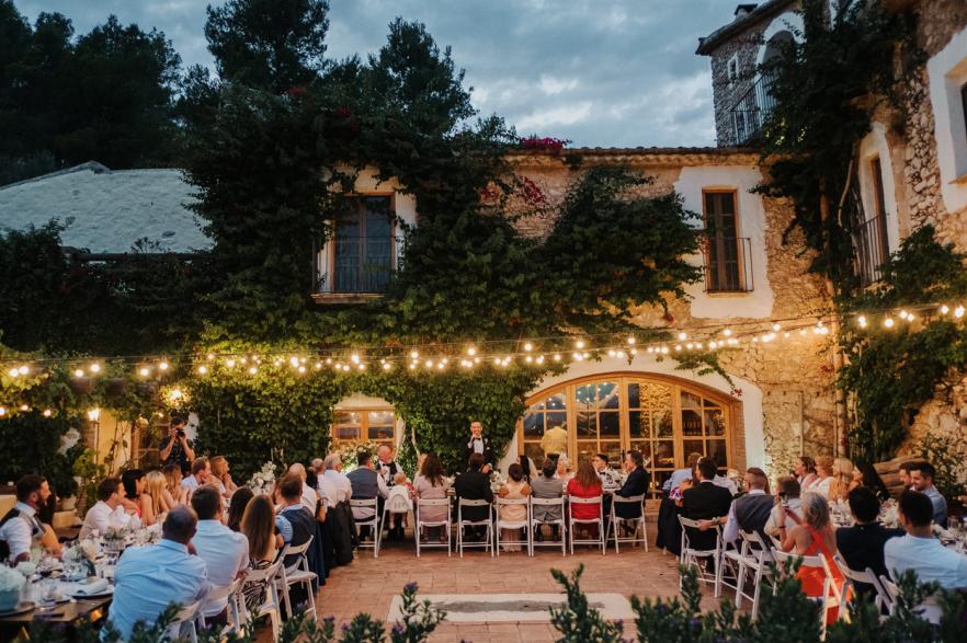 Almiral de la Font wedding venue Sitges