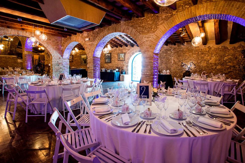 Masia Notari wedding event space